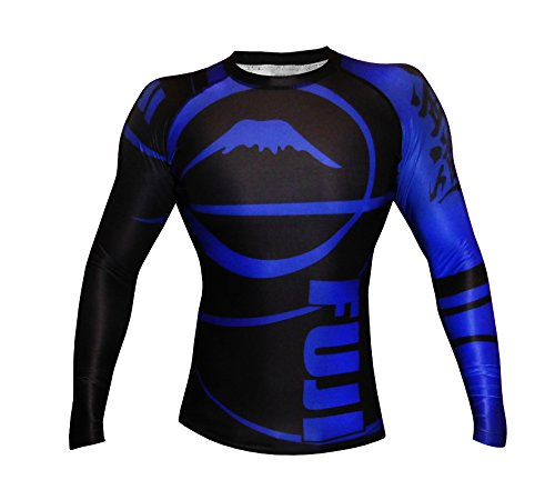 Fuji Freestyle long sleeve rash guard bjj
