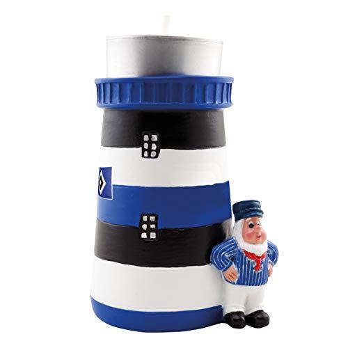 Hamburger SV HSV Teelichthalter Leuchtturm