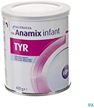 TYR Anamix Infant 400g Estimated Price : £ 59,95
