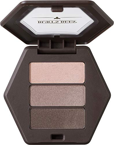 Burt#039s Bees 100% Natural Eye Shadow Palette with 3 Shades