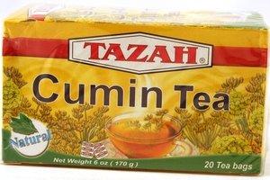 Cumin Tea Bags - 6oz by Tazah.