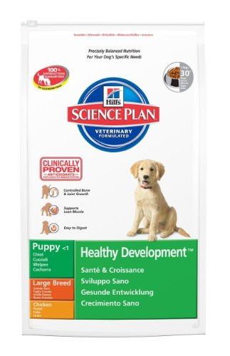 Hill's Hundefutter Canine Puppy Large Breed 11 kg, 1er Pack