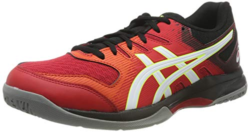 ASICS Herren Gel-Rocket 9 Volleyballschuhe, Rot (red 1071A030-600), 44.5 EU