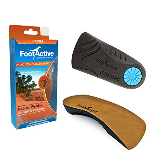 FootActive NATURE, Braun, 42 - 43 (Medium)
