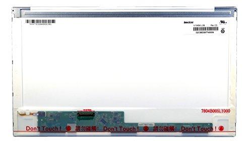 Toshiba Satellite - Pantalla LED LCD de 15,6' WXGA HD para ordenador portátil, compatible con: C55-A5105, C55D-A5150, C55D-A5344, C55-B5299, C5