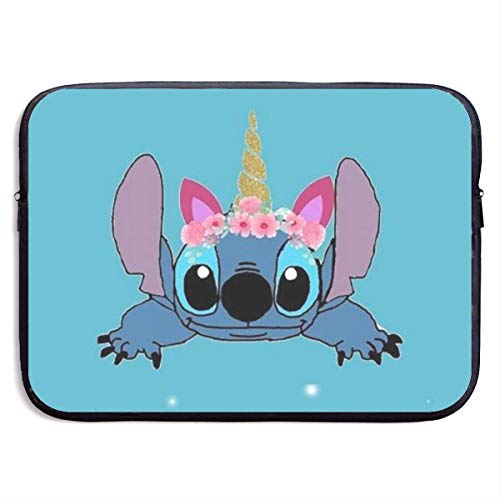 Water-Resistant Laptop Bags Unicorn Stitch Ultrabook Briefcase Messenger Sleeve Case Bags 15'