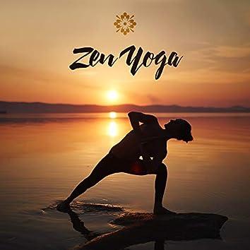 Zen Yoga – Inner Focus with Yoga Music, Spiritual Awakening, Music Zone, Deep Meditation, Relaxation, Asian Yoga Bliss, Buddha Relaxation Lounge, Zen, Lounge Music