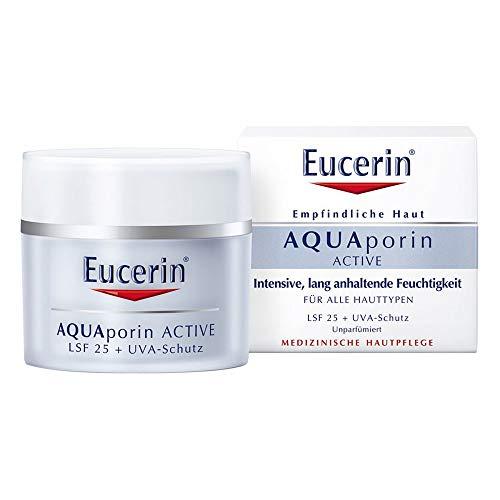 EUCERIN AQUAporin Active Creme LSF 25 50 ml