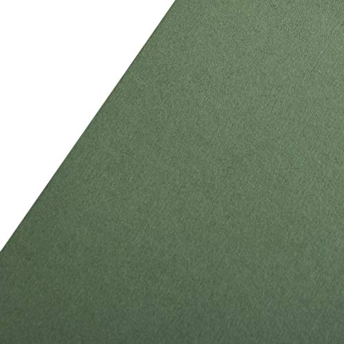 Colorplan 270 g/m² DIN A4 Farbe: Olivgrün