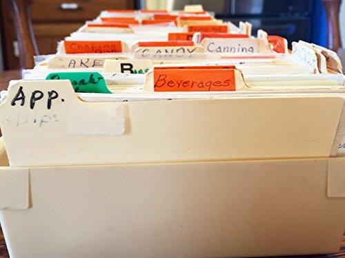 Food Essays: My Grandmother's Recipe Box