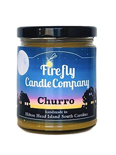 Churro Candle 8oz - Disney Inspired Candles
