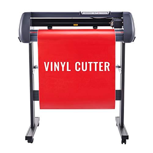 Y-NOT 28 Inch Vinyl schneideplotter 720mm Vinylschneider Vinyl Cutter Plotter Plottermaschine Folienplotter Cutting Plotter mit Ständer (720MM)