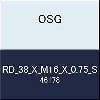 OSG 丸ダイス RD_38_X_M16_X_0.75_S 商品番号 46178
