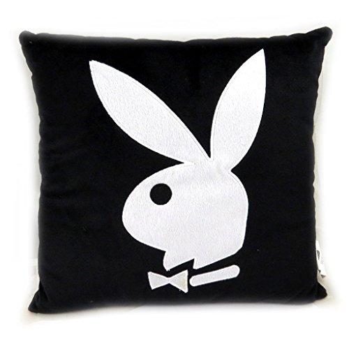 Les Trésors De Lily [L4161 - Kissen Deco 'Playboy' schwarz weiß.