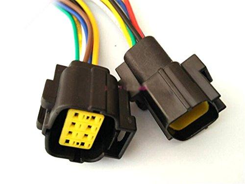 1 Set de 8 pines de ingeniería impermeable legare eléctrico del Cable...