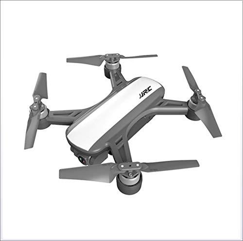 RC Quadrotor Drone-GPS De Doble 5G / WiFi / 4K HD/Cámara PTZ En Helicóptero / 1KM FPV Juguete De Regalo De 2 Ejes PTZ Drone/Exterior,White 2k