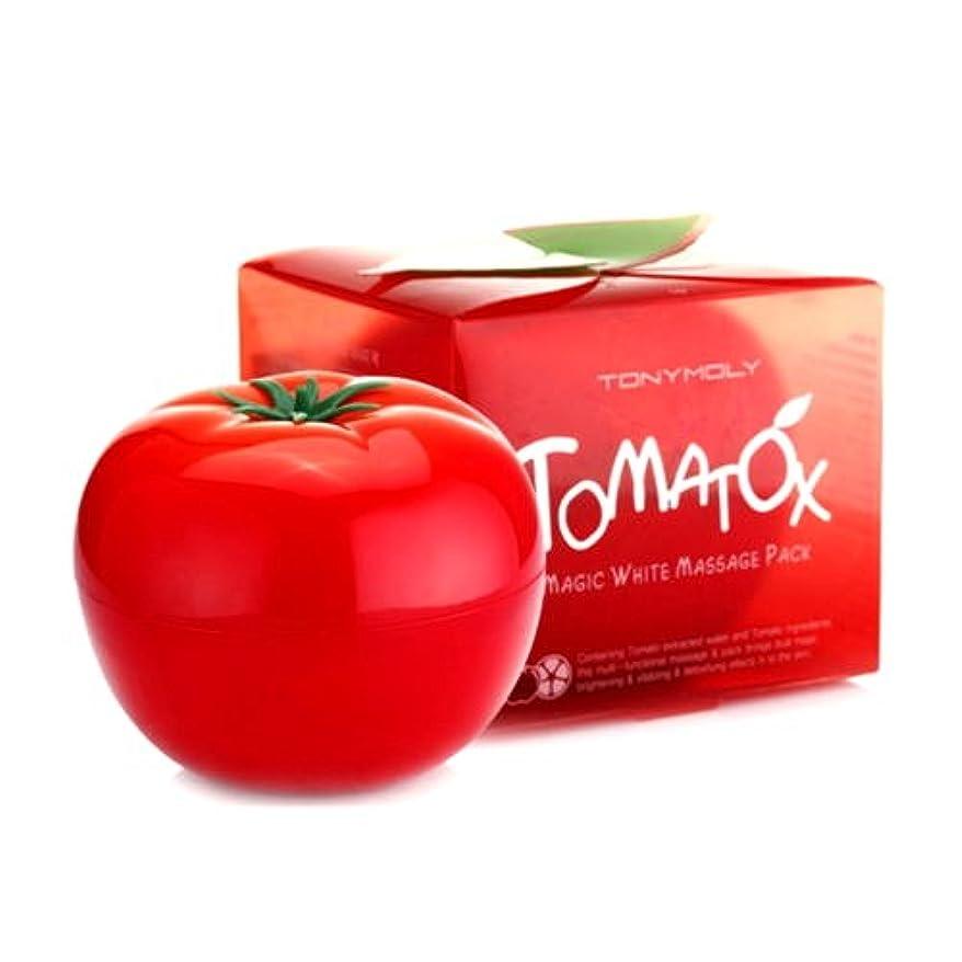 手決めますメロドラマティック(6 Pack) TONYMOLY Tomatox Magic Massage Pack (並行輸入品)
