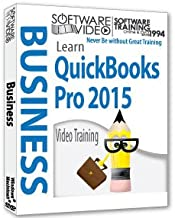 Software Video Learn QUICKBOOKS PRO 2015 Training DVD Sale 60% Off training video tutorials DVD Over 6 Hours of Video Tutorials Training