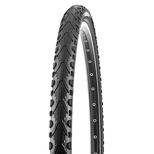 KENDA KAHN Fahrradreifen-Set schwarz, 26 x 1.75 Zoll, inkl. 2 x 26