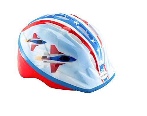 Schwinn Kids Bike Helmet Classic Design, Toddler, Planes