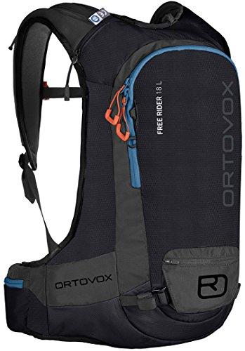 Ortovox Free Rider 18 L Rucksack, 59 cm, 18 L, Black Raven