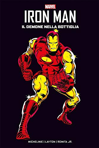 Iron Man - Il Demone nella Bottiglia - Marvel Geeks - Panini Comics - ITALIANO #MYCOMICS