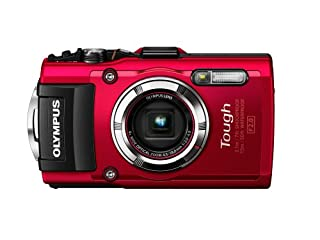 Olympus Tough Stylus TG-3 Appareil photo numérique compact 16,76 Mpix Écran LCD 3'' Zoom optique 4 x Rouge (B00J8IV73O) | Amazon price tracker / tracking, Amazon price history charts, Amazon price watches, Amazon price drop alerts