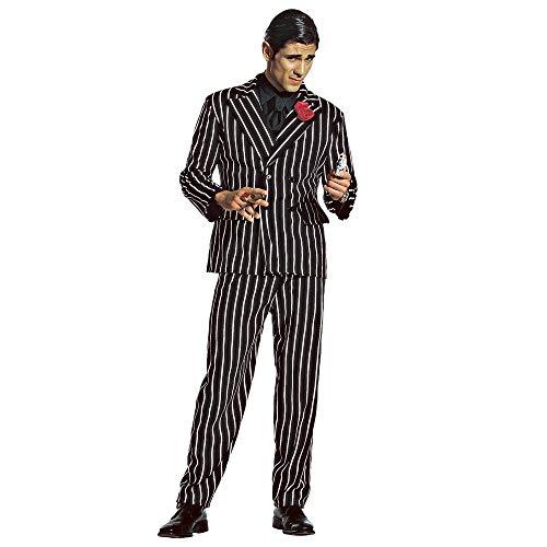 WIDMANN Widman - Disfraz de gánster años 20 para hombre, talla M (37542)