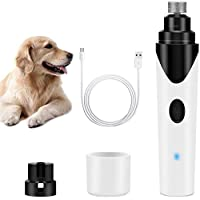 CYHCiCi Dog Electric Nail Trimmer Clipper Grinder
