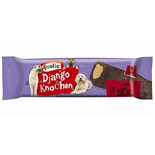 Frolic Snack Django mit Rind   12x 1 Stück Sparpackung