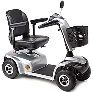 Apex i-tauro| Electric Scooter 4ruedas| Ideal for long hours and excursiones| for Seniors and discapacitados| Powerful Engine and ruedas|asiento and Column of Driving regulable| Modern Design plateado| Wheels antivuelco| front-and of freno| almacenaje|baul Case Front And Basket trasera|primera Quality and resistencia| Delivery in Ground Floor