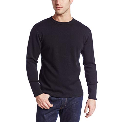 QUALITY EXPEDITION BASELAYER: 100% Merino Wool is super soft and extremely comfortable. This merino wool crew neck thermal has the versatility and warmth to make this an essential part of your outdoor gear. ENVIRONMENTALLY FRIENDLY: The best in easy ...