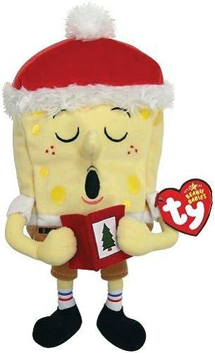 forma única SpongeBob JingleBells JingleBells JingleBells by Ty  promociones
