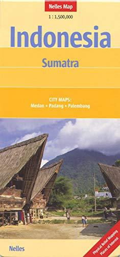 Indonesien - Sumatra (Nelles Map): NEL.295 (Nelles Map / Strassenkarte)