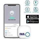 Schlüsselfinder Anti Verloren Tracker,Bluetooth Tracker GPS Locator Bidirektionale Alarm Erinnerung...