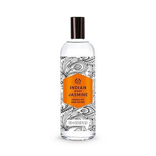 The Body Shop Indian Night Jasmine Fragrance Mist Inhalt: 100ml Bodymist Duftspray