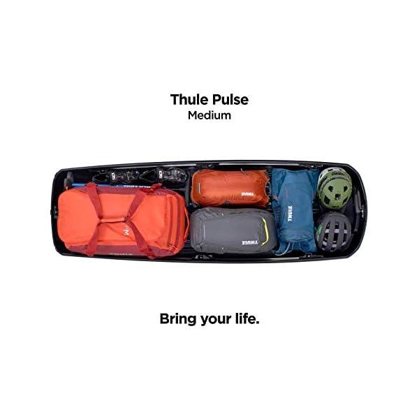 Thule Pulse Cargo Box Black