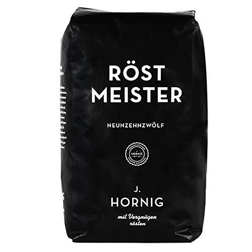 Hornig - Röstmeister Neunzehnzwölf - 1 kg Bohne