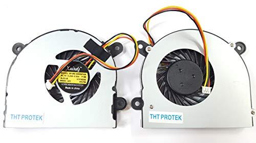 Kompatibel für MSI FX620 CX61 E6205D CR61 CR650 GE620 Lüfter Kühler Fan Cooler