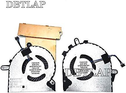 HP Omen 15-ax216nf 15-ax216TX 15-ax217nf 15-ax217nl Compatible Laptop Fan