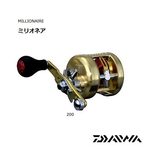 ダイワ(Daiwa) 両軸リール 14 ミリオネア 200