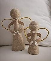 Angelitos de navidad de cuerda