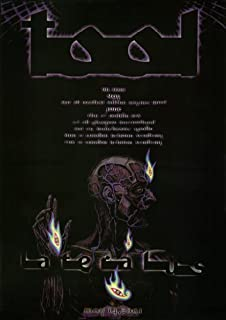 TOOL LATERALUS POSTER 2001 Tour RARE HOT NEW 24X36