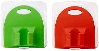 Affordable Wrap around vegetable Peeler Side on Stick a finger 2 pack peeler 2 colors
