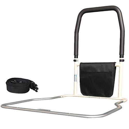 LIQICAI-Bettgitter Sicherheits-Bettgitter Für Ältere Senioren Handlauf Am Bett, Rutschfester Griff (Farbe : 60x60x58cm)