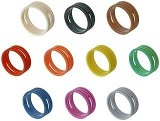 XXR Colour Coding Ring for XX Series Neutrik XLR Plugs - Blue