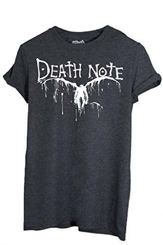 T-SHIRT DEATH NOTE-CARTOON by MUSH Dress Your Style - Uomo-S