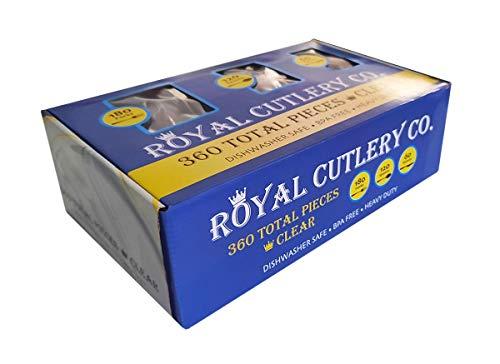 ROYAL CUTLERY CO. Disposable Cut...