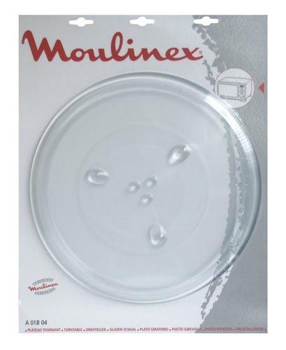 MOULINEX - plateau verre micro ondes moulinex - BVMPièces