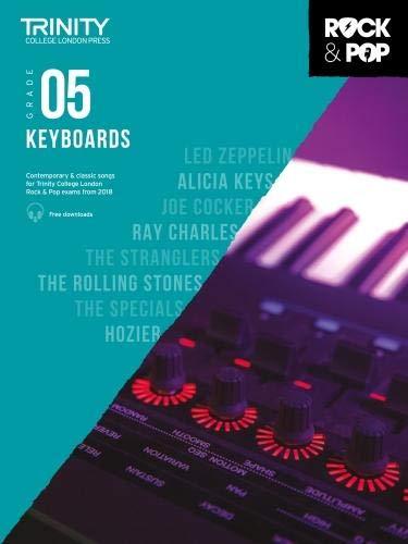 Trinity Rock and Pop Keyboards Grade 5